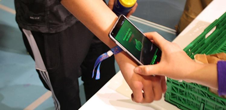 Mobile event tech firm Zeguestlist brings NFC to fitness conventions