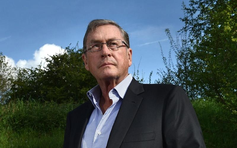 Lord Ashcroft, a businessman and major Tory donor in the past, has become a leading pollster in recent years. - JULIAN SIMMONDS