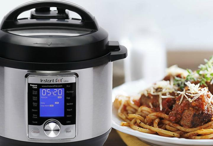 instant pot post christmas sales ultra 3 qt 10 in 1 multi use programmable pressure cooker