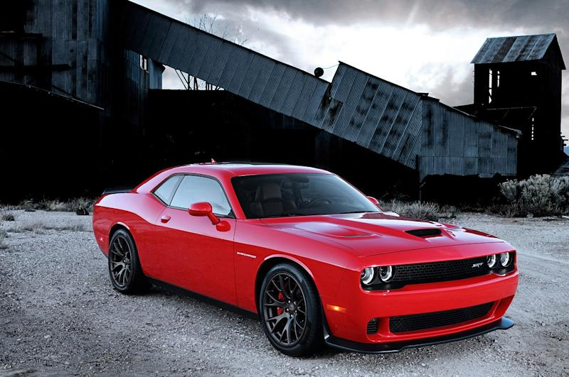 2015 Dodge Challenger photo