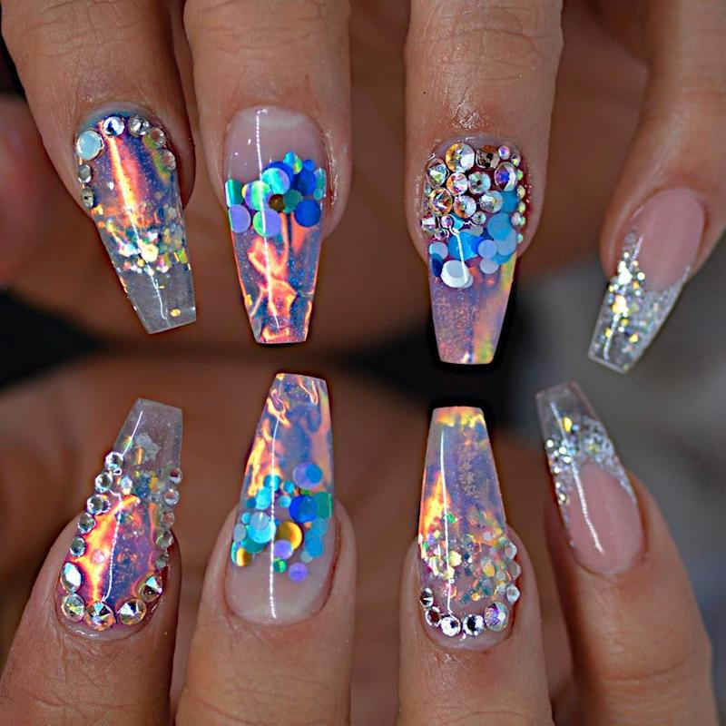 and Ice Is the New Nail Trend You Need to Try ASAP