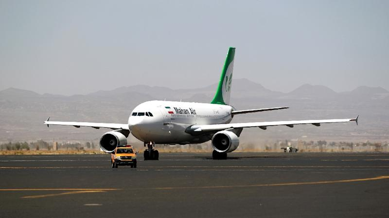 Germany to sanction Iranian airline over spying claims