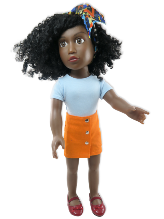 The Latest Shark Tank Success Story Is A Line Of Natural Hair Dolls