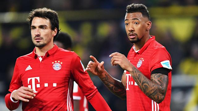 Mats Hummels, Jerome Boateng and Robert Lewandowski will all undergo late fitness tests ahead of Bayern Munich's clash with Real Madrid.