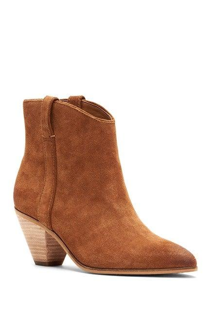 "<h2>Frye & Co Maley Suede Ankle Bootie</h2><br>Another top-seller that's still on sale is this <a href=""https://www.refinery29.com/en-us/2020/09/10007986/frye-shoe-sale-nordstrom-rack-2020"" rel=""nofollow noopener"" target=""_blank"" data-ylk=""slk:Nordstrom Rack steal"" class=""link rapid-noclick-resp"">Nordstrom Rack steal</a> from September: Frye's 50% off pair of suede ankle booties. Readers were all about carting the <a href=""https://www.refinery29.com/en-us/2020/09/10006454/womens-fall-boots-sale-2020"" rel=""nofollow noopener"" target=""_blank"" data-ylk=""slk:footwear classic on major markdown"" class=""link rapid-noclick-resp"">footwear classic on major markdown</a> as a timeless wardrobe essential for fall. <br><br><em>Shop <strong><a href=""https://www.nordstromrack.com/brands/Frye%20%26%20Co"" rel=""nofollow noopener"" target=""_blank"" data-ylk=""slk:Frye & Co"" class=""link rapid-noclick-resp"">Frye & Co</a></strong></em><br><br><strong>Frye & Co</strong> Maley Suede Ankle Bootie, $, available at <a href=""https://go.skimresources.com/?id=30283X879131&url=https%3A%2F%2Fwww.nordstromrack.com%2Fshop%2Fproduct%2F3101037%2Ffrye-co-maley-suede-ankle-bootie"" rel=""nofollow noopener"" target=""_blank"" data-ylk=""slk:Nordstrom Rack"" class=""link rapid-noclick-resp"">Nordstrom Rack</a>"