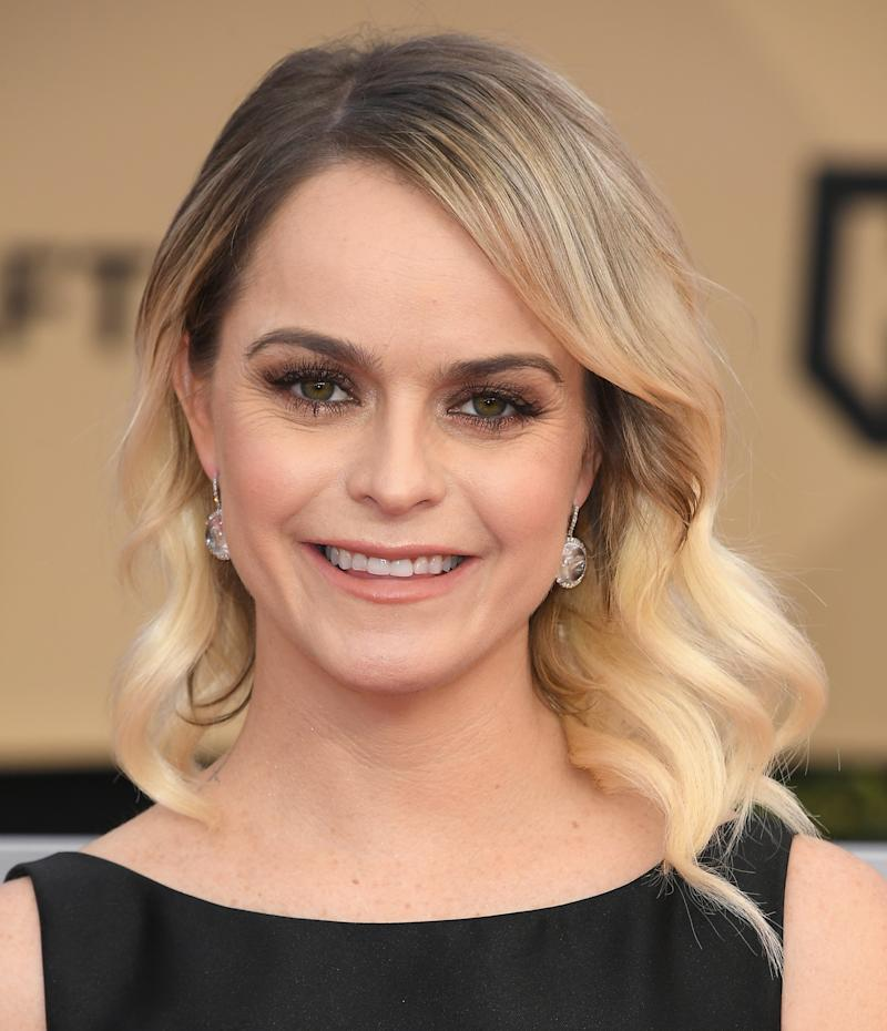 LOS ANGELES, CA - JANUARY 21: Actor Taryn Manning attends the 24th Annual Screen Actors Guild Awards at The Shrine Auditorium on January 21, 2018 in Los Angeles, California. (Photo by Steve Granitz/WireImage)