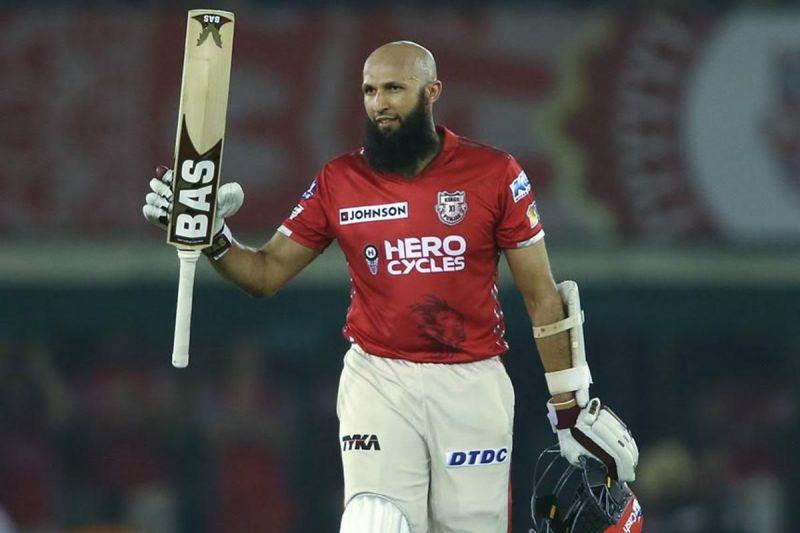 Amla had a successful stint with KXIP