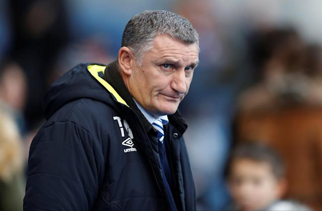Soccer Football - FA Cup Second Round - Blackburn Rovers vs Crewe Alexandra - Ewood Park, Blackburn, Britain - December 3, 2017 Blackburn manager Tony Mowbray Action Images/Carl Recine