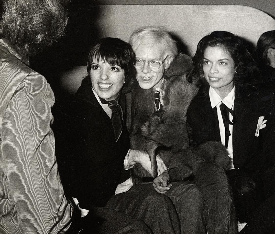 Boogie Nights See Photos Of Liza Minnelli Partying At