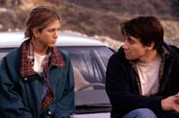 "<p>This 2002 indie is the role that made people take notice of Aniston beyond the confines of <a href=""https://www.oprahdaily.com/entertainment/tv-movies/g25804986/new-romantic-comedies-2019/"" rel=""nofollow noopener"" target=""_blank"" data-ylk=""slk:romantic comedies"" class=""link rapid-noclick-resp"">romantic comedies</a>. She plays a woman unhappy with her husband and with her retail job at a discount store, until she has an affair with a younger co-worker (Jake Gyllenhaal). </p><p><a class=""link rapid-noclick-resp"" href=""https://www.amazon.com/Good-Girl-Jennifer-Aniston/dp/B0000797IO?tag=syn-yahoo-20&ascsubtag=%5Bartid%7C10063.g.36311626%5Bsrc%7Cyahoo-us"" rel=""nofollow noopener"" target=""_blank"" data-ylk=""slk:WATCH NOW"">WATCH NOW</a></p>"