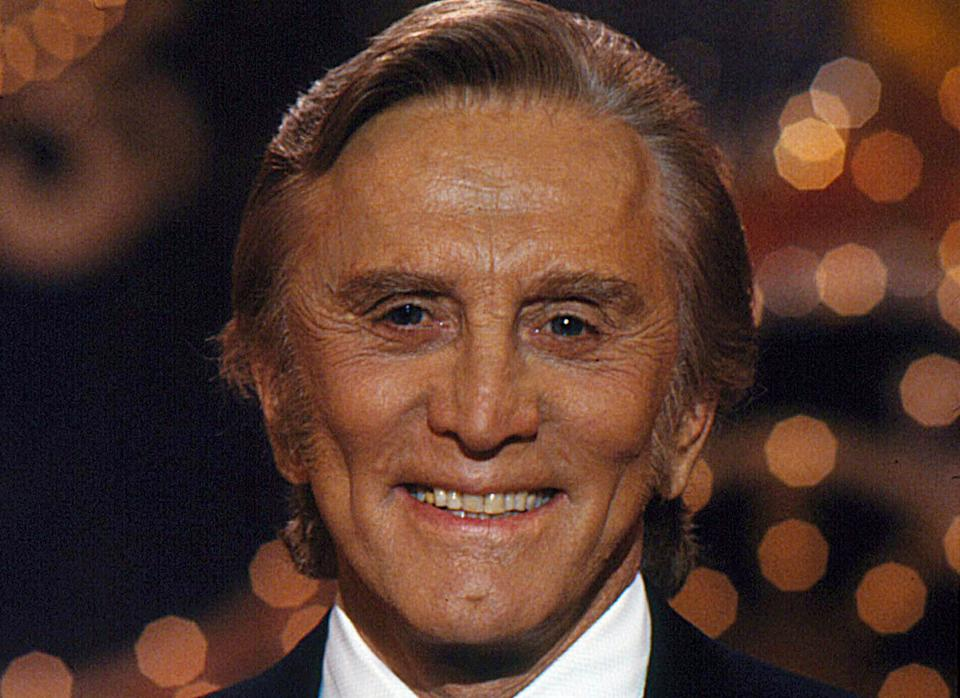 """Hollywood legend Kirk Douglas, whose rugged good looks made him a commanding presence in films like """"Lust for Life,"""" """"Spartacus"""" and """"Paths of Glory,"""" died on February 5, 2020. He was 103"""