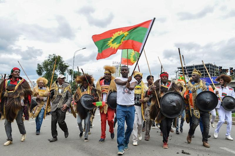 Last year, Ethiopia's Oromo people celebrated the return of the formerly banned Oromo Liberation Front after it signed a peace deal with the government