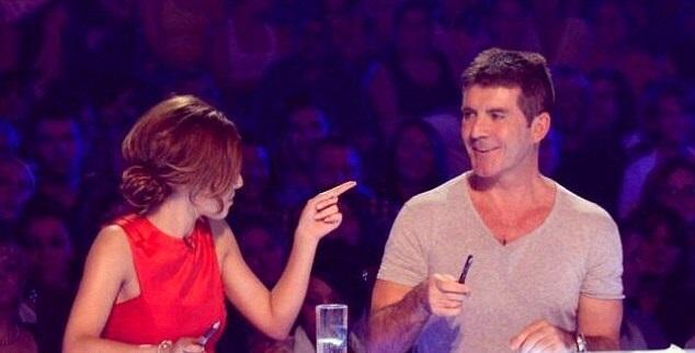 Cheryl Cole Hints at The X Factor Return with Throwback Thursday Picture