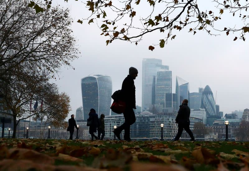 UK economy's post-election rebound strengthens in January - PMI
