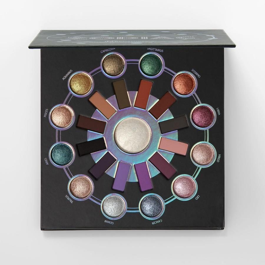 """<p><strong>BH Cosmetics</strong></p><p>bhcosmetics.com</p><p><strong>$6.75</strong></p><p><a href=""""https://go.redirectingat.com?id=74968X1596630&url=https%3A%2F%2Fwww.bhcosmetics.com%2Fproducts%2Fzodiac-25-color-eyeshadow-highlighter-palette&sref=https%3A%2F%2Fwww.seventeen.com%2Ffashion%2Fg34670591%2Fzodiac-gifts%2F"""" rel=""""nofollow noopener"""" target=""""_blank"""" data-ylk=""""slk:Shop Now"""" class=""""link rapid-noclick-resp"""">Shop Now</a></p><p>Taking inspiration from a star chart, this lustrous palette comes with mattes and pearlescent pigments – so, everything you need for a customized look.</p>"""