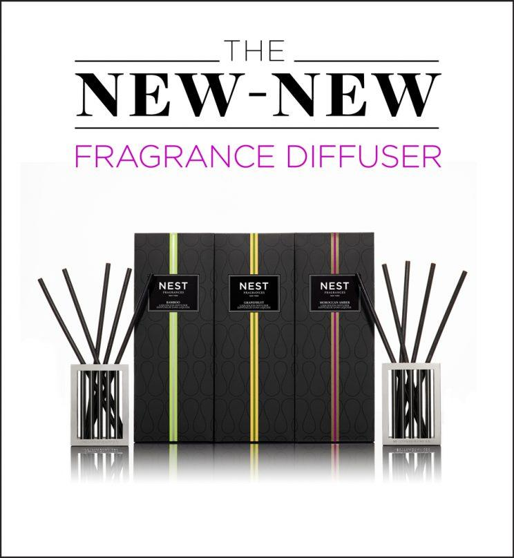 These liquidless diffusers put all your candles to shame.