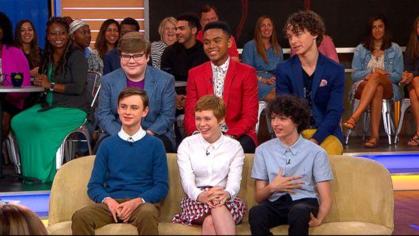 VIDEO: The cast of 'It' opens up about the highly-anticipated film live on 'GMA' (ABCNews.com)