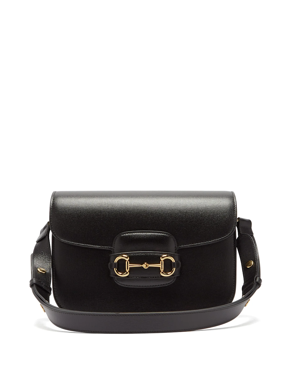 "<br><br><strong>Gucci</strong> 1955 Horsebit Grained-leather Shoulder Bag, $, available at <a href=""https://go.skimresources.com/?id=30283X879131&url=https%3A%2F%2Fwww.matchesfashion.com%2Fus%2Fproducts%2FGucci-1955-Horsebit-grained-leather-shoulder-bag-1320827"" rel=""nofollow noopener"" target=""_blank"" data-ylk=""slk:MatchesFashion.com"" class=""link rapid-noclick-resp"">MatchesFashion.com</a>"