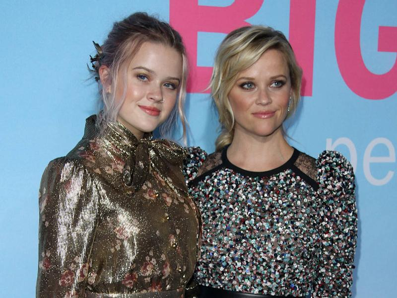 Reese Witherspoon: 'My youngest son gets me and my lookalike daughter confused'