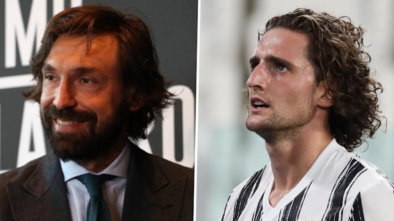 'Pirlo is the perfect coach for me!' - Rabiot confident new Juve boss will help him improve