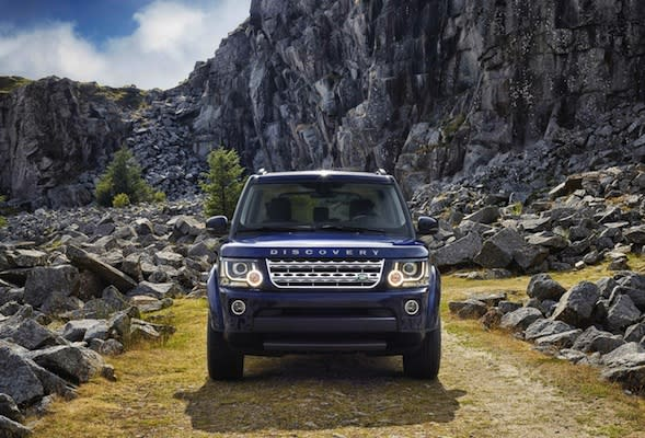 Land Rover Discovery gets mid-life refresh