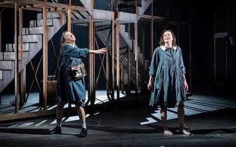 My Brilliant Friend at the National Theatre - Credit: Marc Brenner