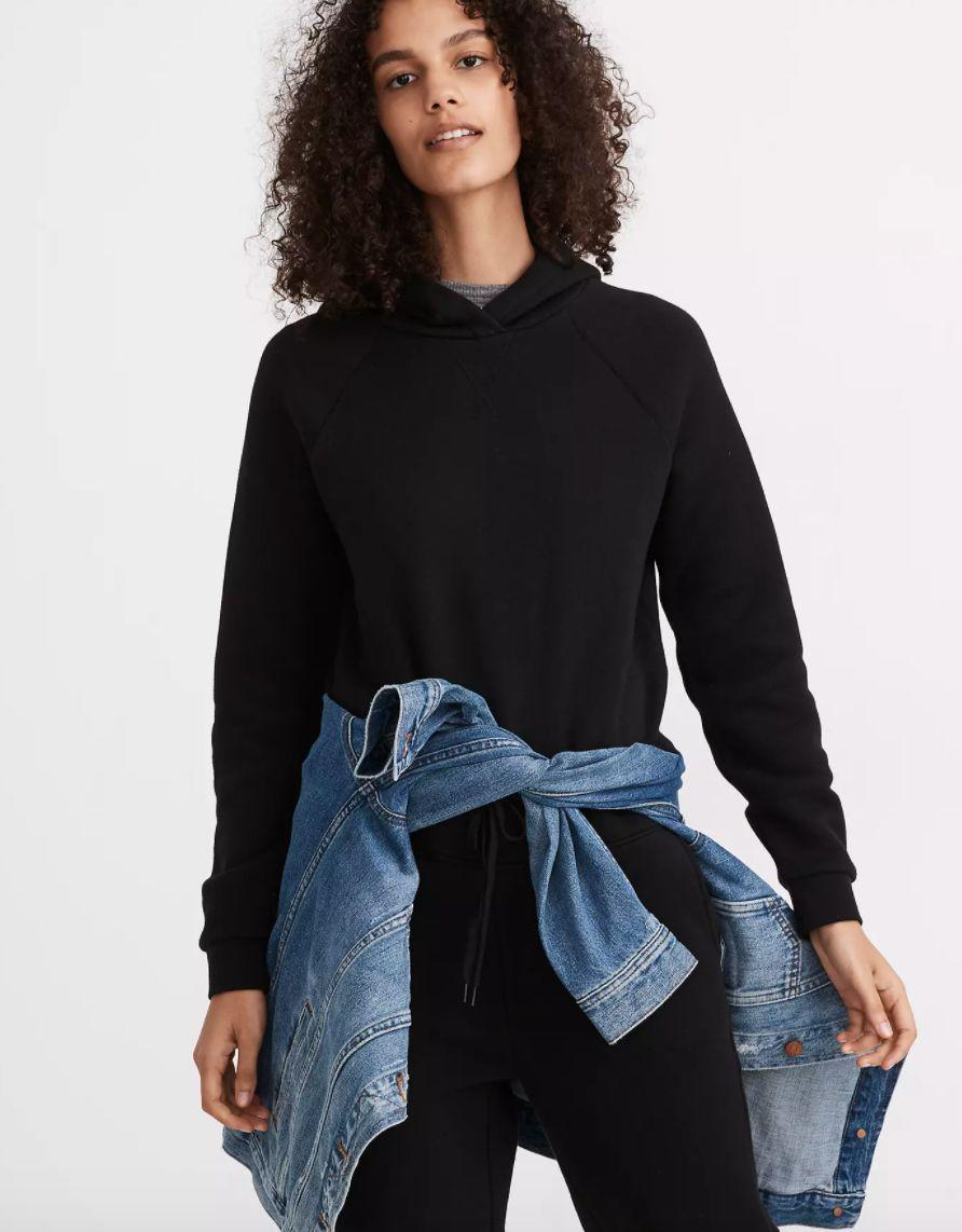 "<a href=""https://fave.co/3m50ymz"" target=""_blank"" rel=""noopener noreferrer"">Find it for $65 at Madewell</a>. This also comes in ""dried cedar"" and ""pastel melon"" colors."