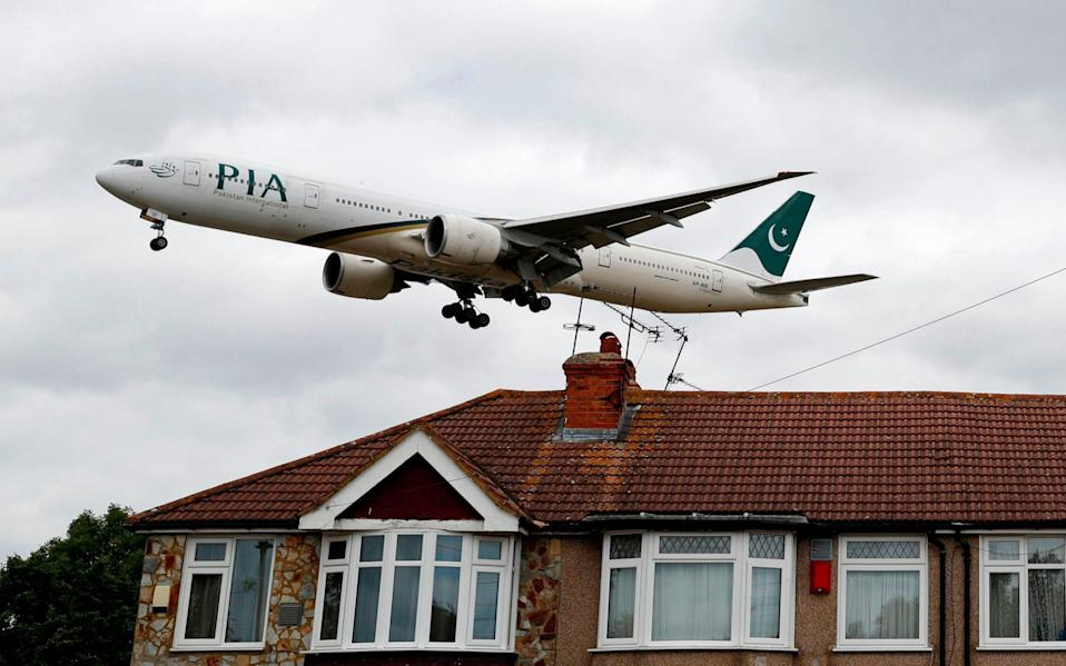 At least 30 extra flights have been operated from Pakistan to the UK in the last week