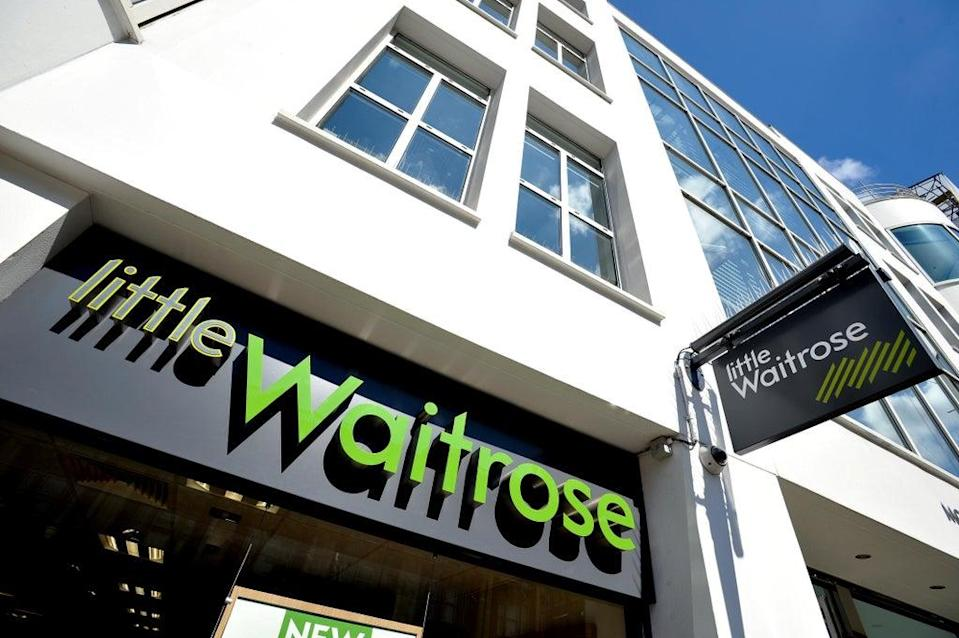 Only Waitrose and Tesco saw sales rise (PA) (PA Archive)