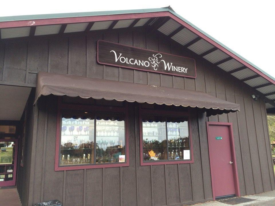 "<p><a href=""https://foursquare.com/v/volcano-winery/4bff05118f76b71366e41fd5"" rel=""nofollow noopener"" target=""_blank"" data-ylk=""slk:Volcano Winery"" class=""link rapid-noclick-resp"">Volcano Winery</a> in Volcano</p><p>""We really enjoyed our visit here. Unique <span class=""entity tip_taste_match"">wines</span> and a <span class=""entity tip_taste_match"">quiet,</span> <span class=""entity tip_taste_match"">peaceful setting</span>. Southernmost <span class=""entity tip_taste_match"">winery</span> in the U.S.<span class=""redactor-invisible-space"">"" - Foursquare user <a href=""https://foursquare.com/kenanfarrell"" rel=""nofollow noopener"" target=""_blank"" data-ylk=""slk:Kenan Farrell"" class=""link rapid-noclick-resp"">Kenan Farrell</a></span></p>"