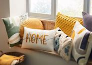 <p>Layer up for autumn/winter and lean towards mustard yellow for pops of colour in the home – it's a great way to uplift your space and your mood for those gloomy days. </p>