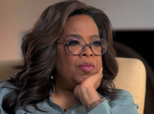 Oprah in The Me You Can't See