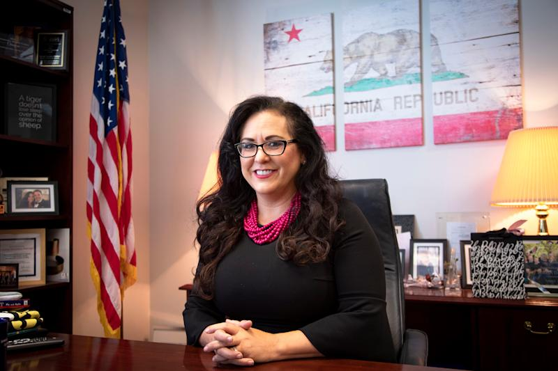 """Assemblywoman Lorena Gonzalez, D-San Diego, chairwoman of the California Latino Legislative Caucus, has endorsed Elizabeth Warren. """"She talks about bread and butter issues ... and our community relates to those issues."""""""