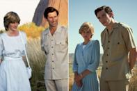 <p><em>The Crown </em>recreated Princess Diana and Prince Charles' looks for an episode featuring their 1983 tour of Australia.</p>