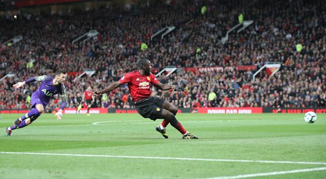 Lukaku missed a first-half sitter that could have changed the game