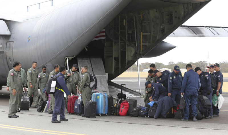Black box detector to join Malaysian jet search