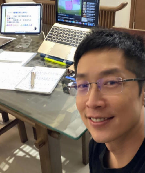 Lifelong learning indeed, as Steven is currently studying for his Masters in Chinese Medicine at the Hong Kong Baptist University's School of Chinese Medicine