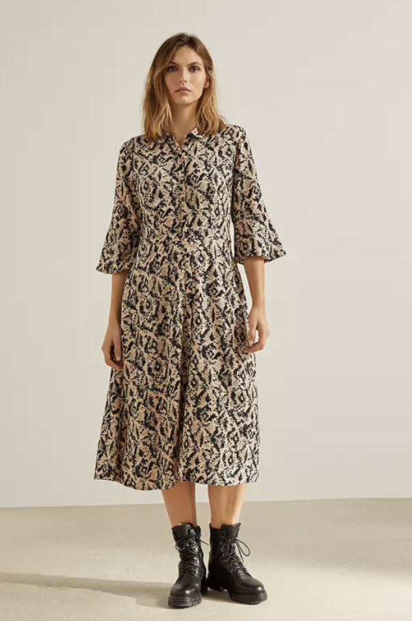 Whether you pair with boots in the autumn, or sandals in the summer, this Alice Temperley dress allows for plenty of styling options. (John Lewis & Partners)