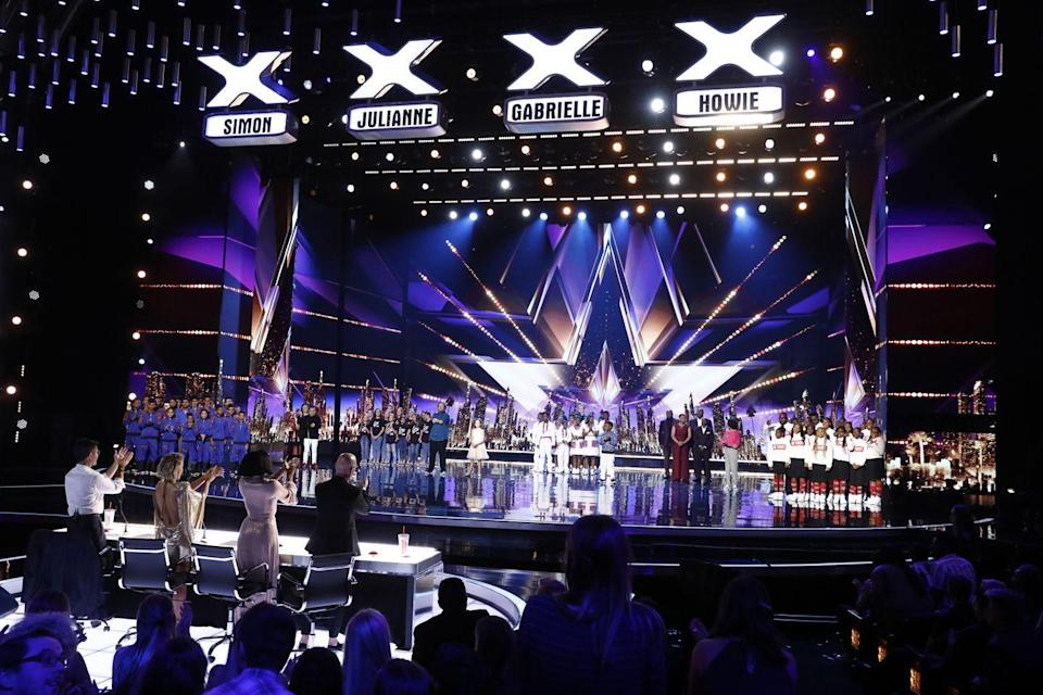 "<p>That means no posting on social media that you're being considered for the show or that you <a href=""https://www.americasgottalentauditions.com/performance-faq/"" rel=""nofollow noopener"" target=""_blank"" data-ylk=""slk:made it to the judge's audition"" class=""link rapid-noclick-resp"">made it to the judge's audition</a>. The main concern is that contestants will speak to the media and spoil the judge's audition for viewers. </p>"