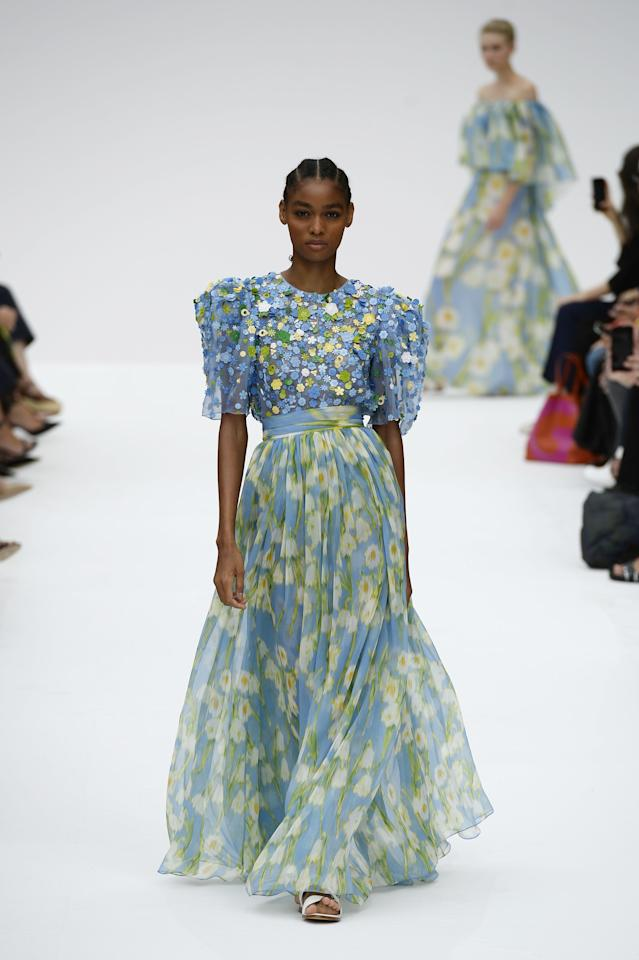 "<p>From classic Tom Ford, to modern Khaite, these are the prettiest dresses to walk the runway at <a href=""https://www.elle.com/uk/fashion/trends/g32068/the-prettiest-dresses-of-fashion-week/?slide=14"" target=""_blank"">New York</a>, <a href=""https://www.elle.com/uk/fashion/trends/g32068/the-prettiest-dresses-of-fashion-week/?slide=9"" target=""_blank"">London</a> and Milan Fashion Week.</p>"