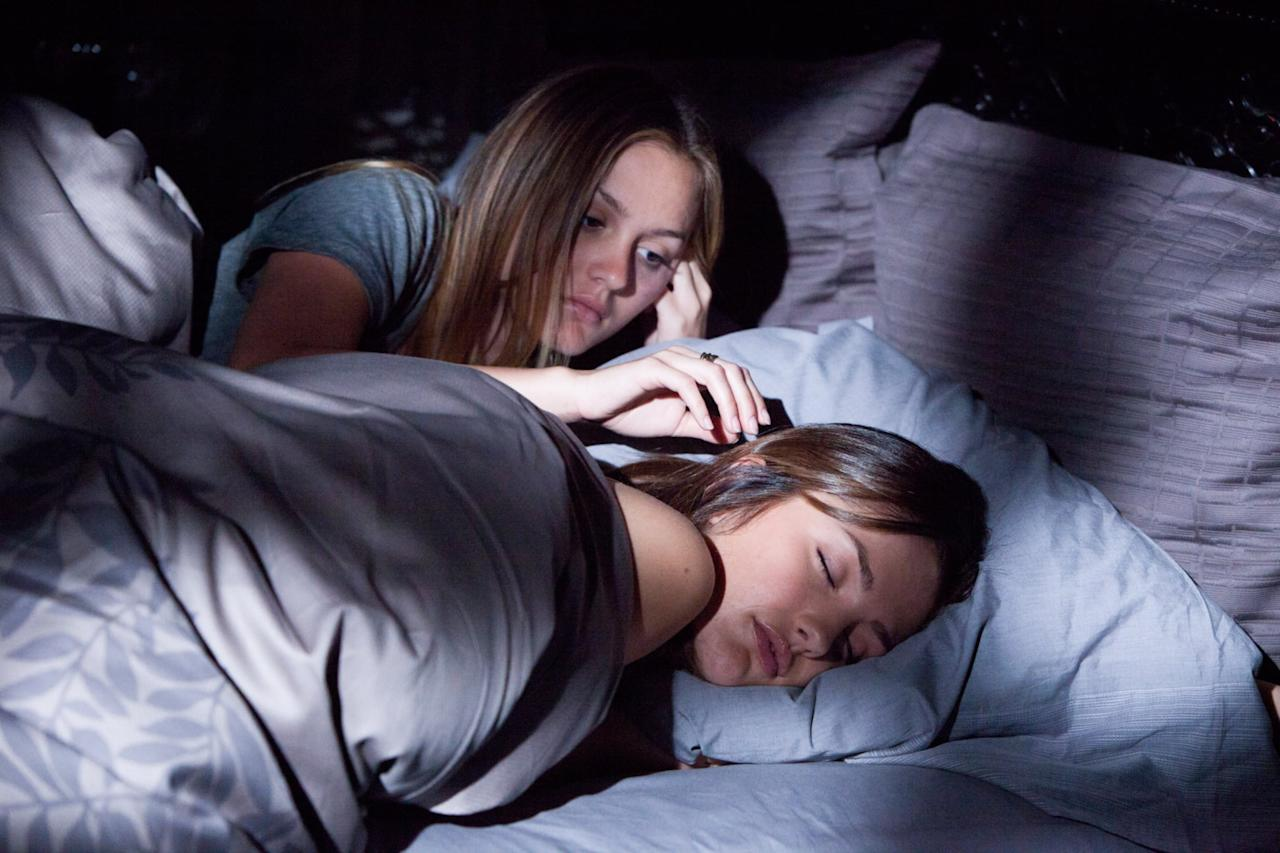 """<p>In this psychological thriller, a college freshman named Sara (played by Minka Kelly) is taken under the wing of her new roommate, Rebecca (played by <a class=""""sugar-inline-link ga-track"""" title=""""Latest photos and news for Leighton Meester"""" href=""""https://www.popsugar.com/Leighton-Meester"""" target=""""_blank"""" data-ga-category=""""Related"""" data-ga-label=""""https://www.popsugar.com/Leighton-Meester"""" data-ga-action=""""&lt;-related-&gt; Links"""">Leighton Meester</a>). Though the two start off as besties, Rebecca's fondness for Sara gradually becomes just a <em>tad</em> bit intense, especially once she realizes that Sara is no longer socially dependent on her. </p> <p><a href=""""https://www.netflix.com/title/70123922"""" target=""""_blank"""" class=""""ga-track"""" data-ga-category=""""Related"""" data-ga-label=""""https://www.netflix.com/title/70123922"""" data-ga-action=""""In-Line Links"""">Watch <strong>The Roommate</strong> on Netflix.</a></p>"""