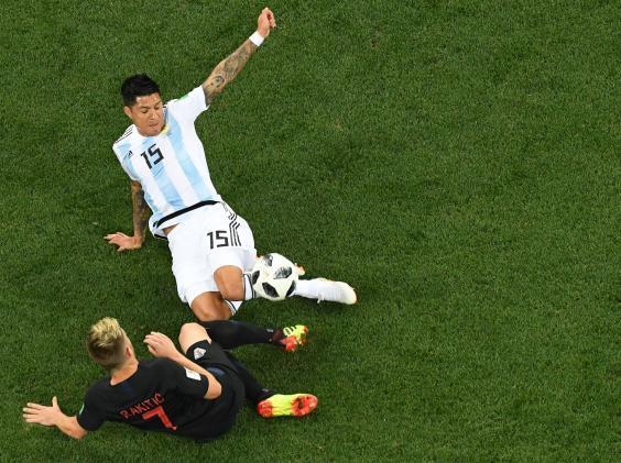 Argentina vs Croatia: Jorge Sampaoli gets big calls wrong, Willy Caballero fluffs his lines and Luka Modric builds bridges