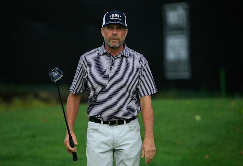 new styles 92f68 5c626 Doug Barron ends seven years in golf's wilderness with wire ...