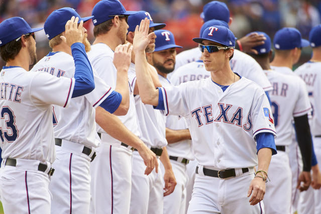 Tim Lincecum did not reach the majors in his brief stint with the Rangers. (Photo by Cooper Neill/MLB Photos via Getty Images)
