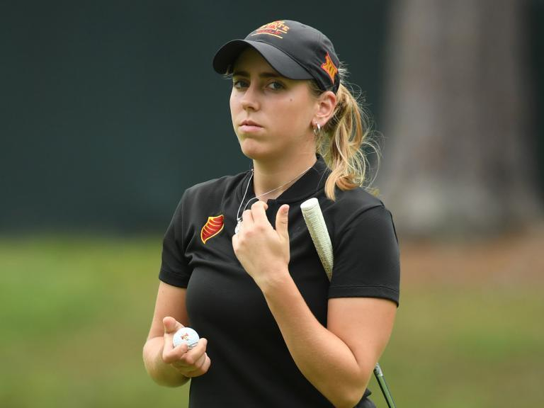 Celia Barquin Arozamena: 22-year-old female golf star found 'assaulted and murdered' on course in Iowa