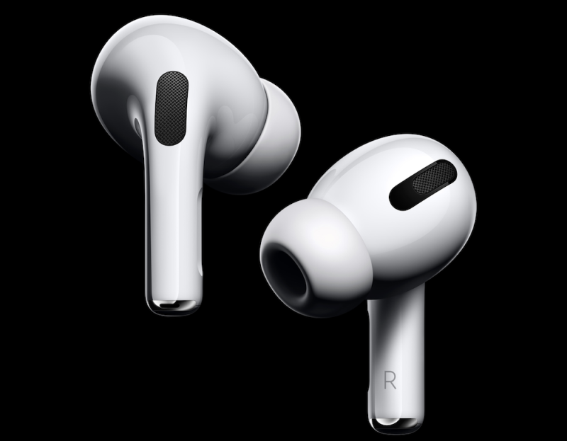 Apple announces new noise cancellation AirPods