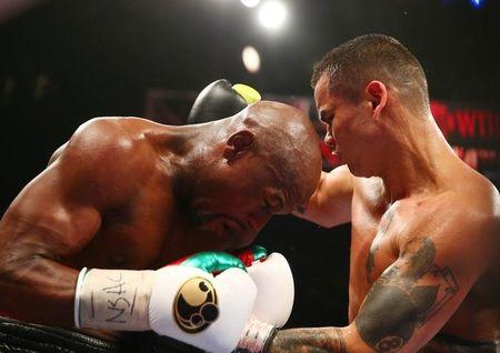 Boxing: Floyd Mayweather Jr. vs Marcos Maidana