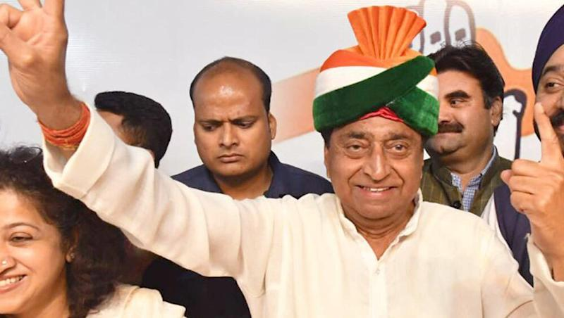 Kamal Nath Stokes Row, Calls BJP Candidate Imarti Devi 'Item' While Campaigning For MP Bypolls 2020 (Watch Video)