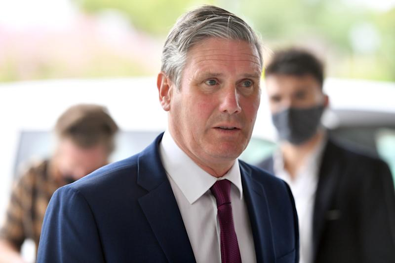 File photo dated 5/8/2020 of LSir Keir Starmer who has warned Boris Johnson it is his duty to ensure schools in England re-open in September as planned.