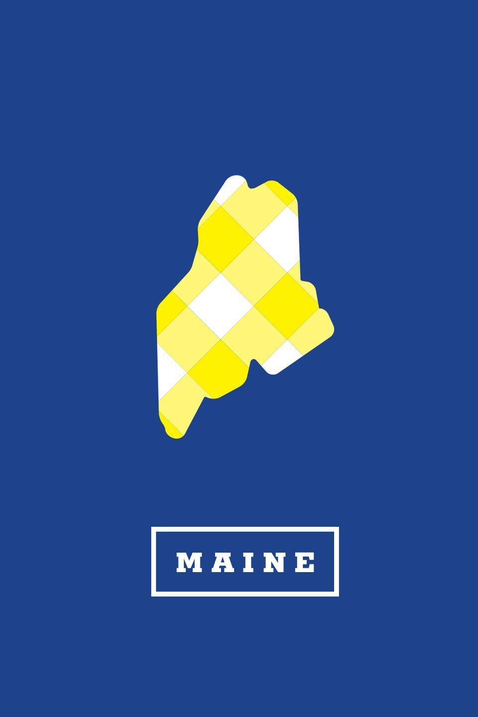 """<p>•You know Renys is the only store you'll ever need.</p><p>•You grew up <a href=""""https://www.countryliving.com/life/a35291/what-its-really-like-to-live-in-maine/"""" rel=""""nofollow noopener"""" target=""""_blank"""" data-ylk=""""slk:going to bean suppers"""" class=""""link rapid-noclick-resp"""">going to bean suppers</a> and searching for fiddleheads.</p><p>•You say """"wicked"""" instead of """"very"""" or """"really"""".</p>"""
